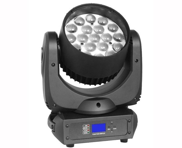 19X12W Osram LED moving head zoom